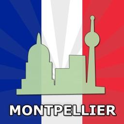 Montpellier Travel Guide Offline