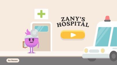 Dumb Ways JR Zany's Hospital screenshot