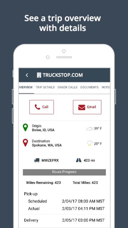 Truckstop Mobile screenshot-3
