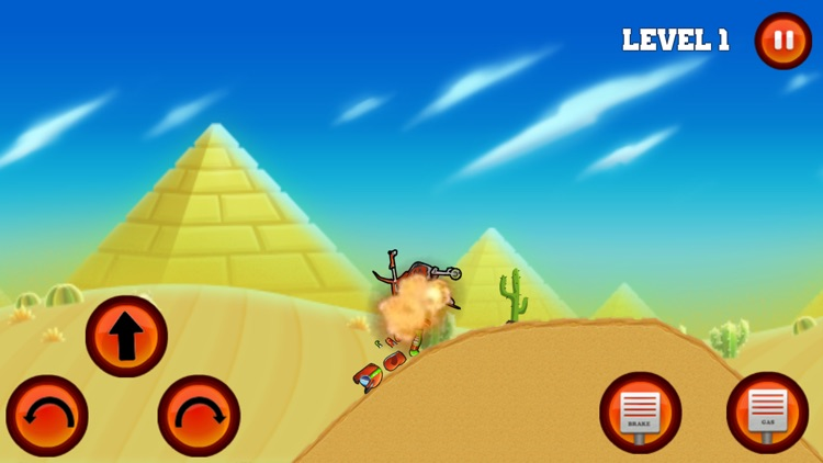 Moto Hill Bike Racing screenshot-4