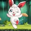 绝地跑酷游戏 - 超级萌兔跑酷单机小游戏