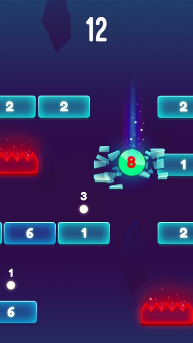 Endless Dash Bouncer screenshot 2