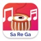 This app provides realistic sounds of Indian Drone Taanpura, and Rhythm Instrument Tabla
