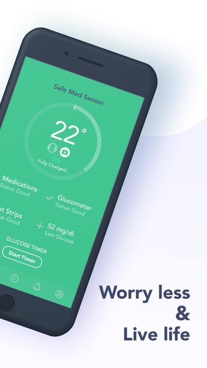 Safe Med Sensor