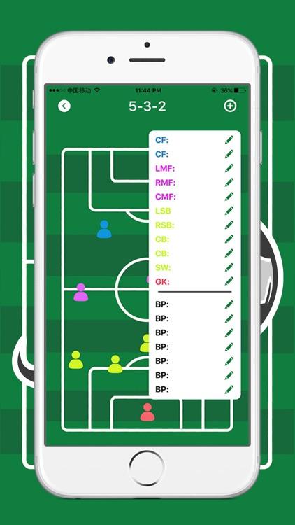 Golden Soccer Tactics screenshot-3