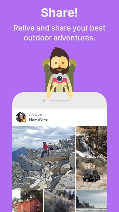 Trails.com: Hike, Walk and Run for Windows