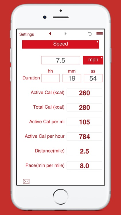 Calories Burned Running screenshot-4