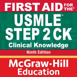 First Aid USMLE Step 2 CK, 9/E