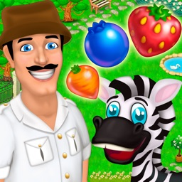 Zoo Rescue: Match 3 Game with Animals