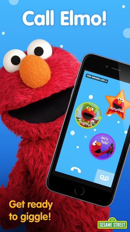 Elmo Calls screenshot-0