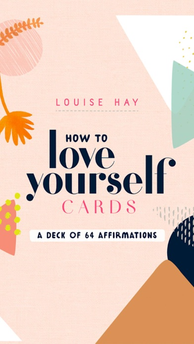 How to Love Yourself Cards screenshot 1