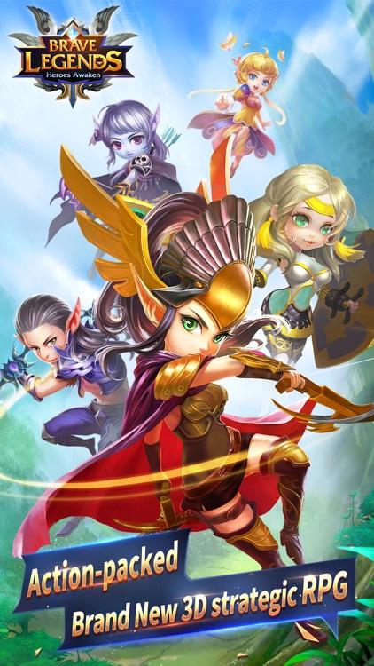 Brave Legends: Heroes Awaken