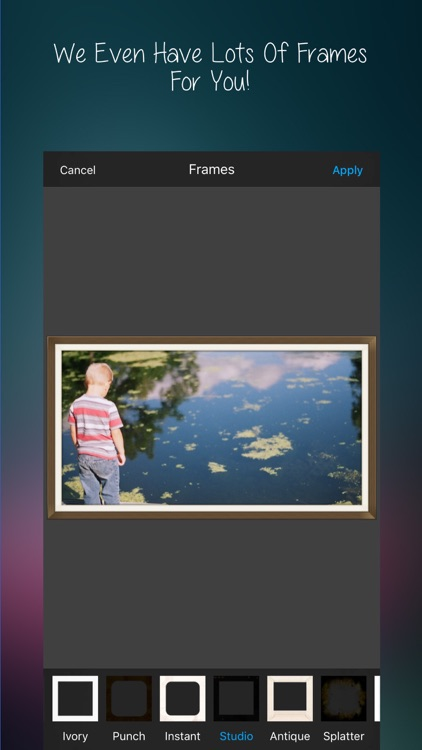 After Awesome Pro : All-In-1 Picture Editor & More screenshot-3