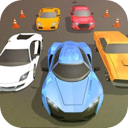 Sports Car Parking Sim