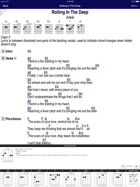 GuitarTapp PRO - Tabs & Chords - AppRecs