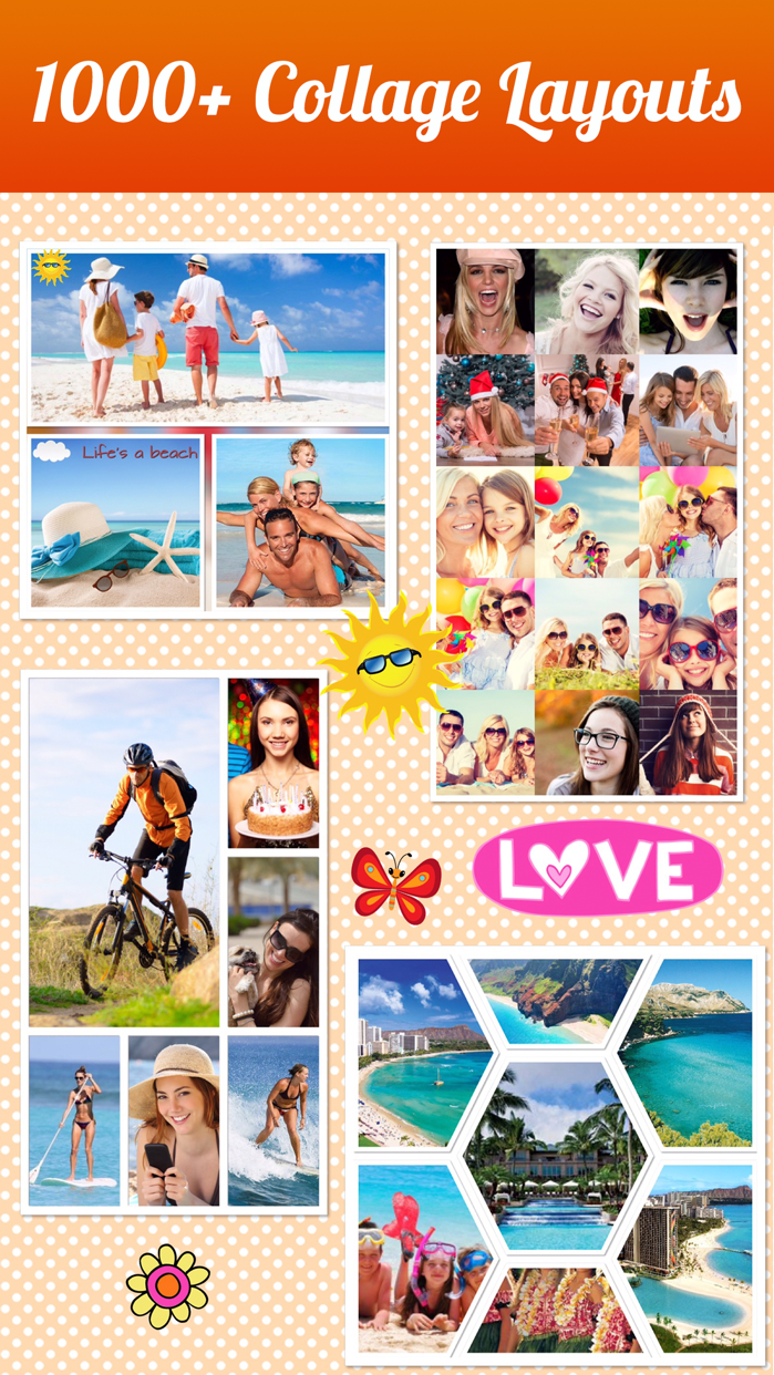 Photo Collage Maker & Creator Screenshot