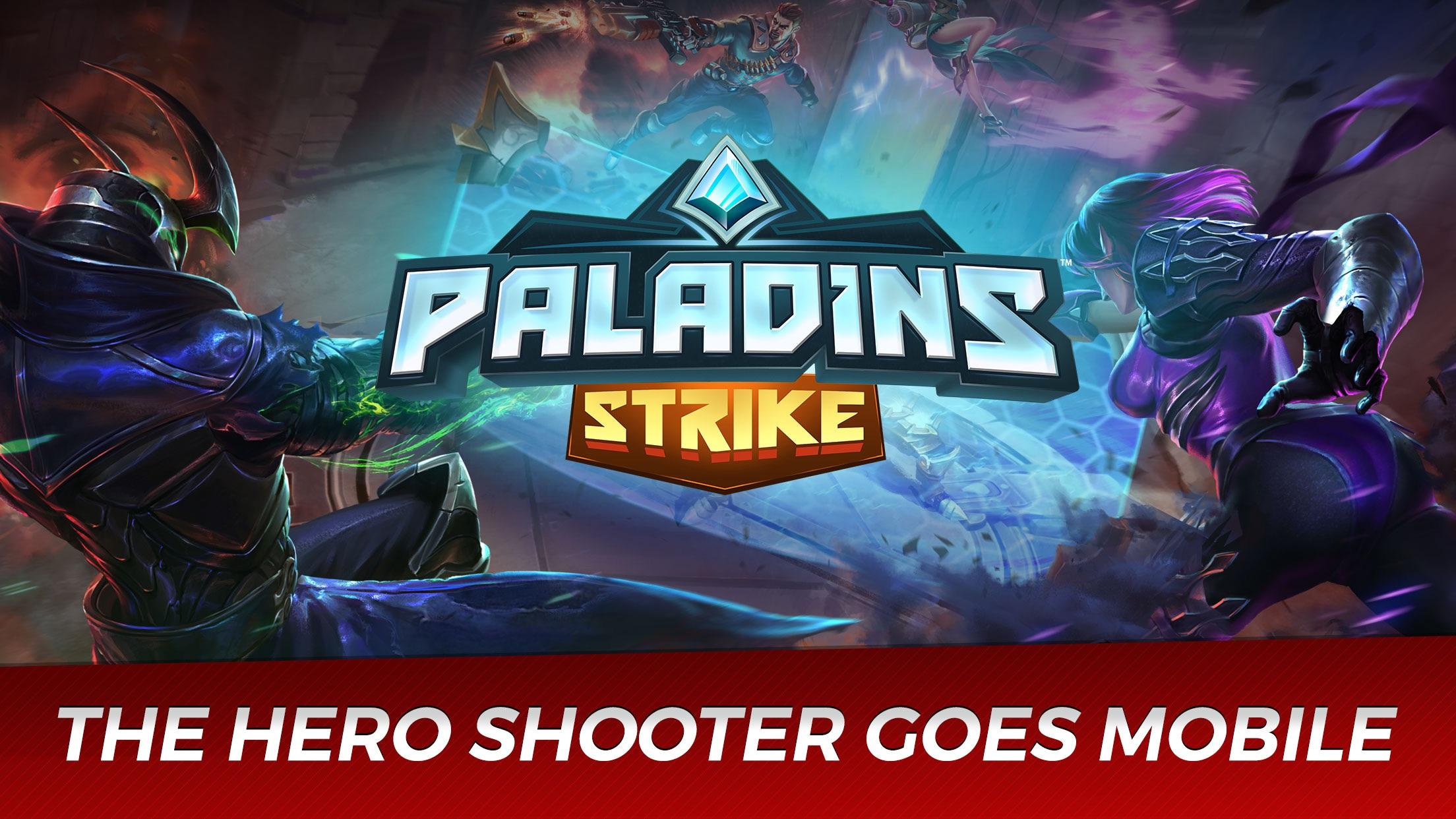 Paladins Strike Screenshot