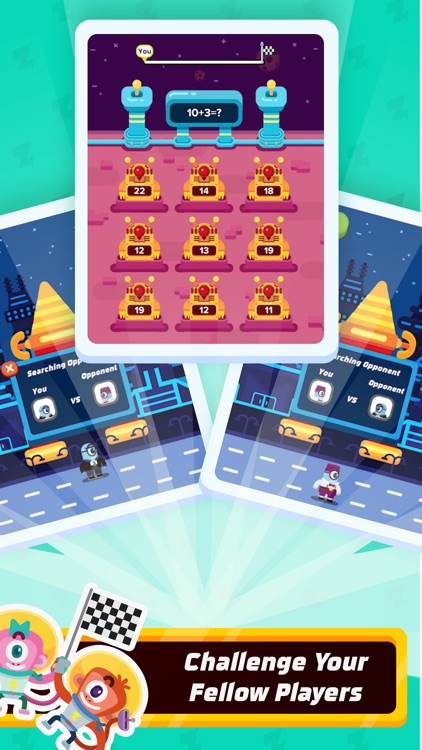 Zapzapmath: K-6 Math Games screenshot-4