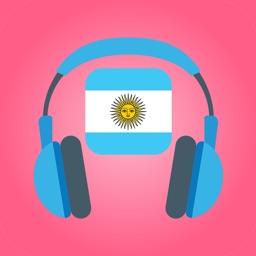 Argentina Radio FM Live: Argentina Radios & música
