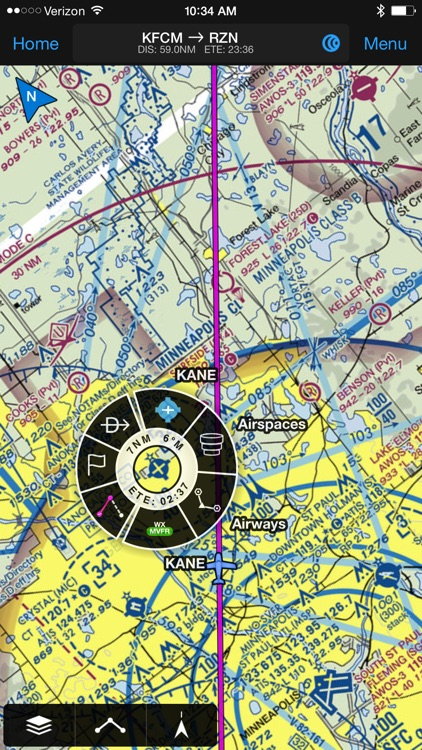 Garmin Pilot screenshot-1