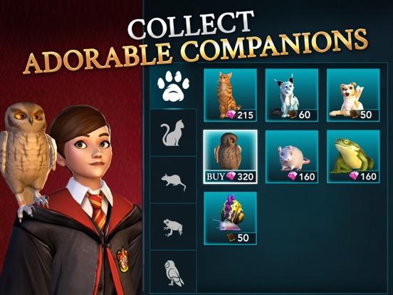 Harry Potter: Hogwarts Mystery-ipad-1