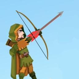 Robin Rescue: Archery Master
