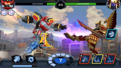 Power Rangers: Legacy Wars iPhone