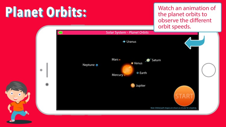 Planets of the Solar System! screenshot-4