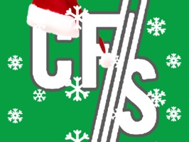 Keep your friends in the know and invite them to CF Students and our Vive events with fun Christmas themed stickers