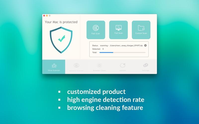 Screenshot #2 for VirusKiller Antivirus