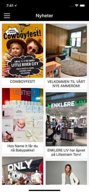 6128ffe6d Lillestrøm Torv on the App Store