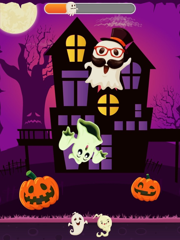 Смешные привидения! Хеллоуин! для iPad
