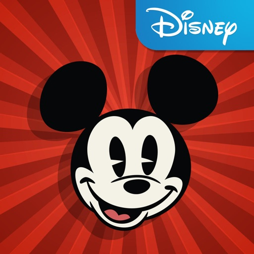 Mickey Video icon