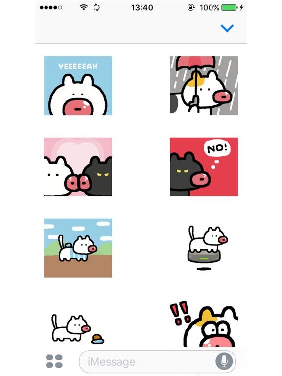 iPad Image of NekoGetChu-Cat Sticker-