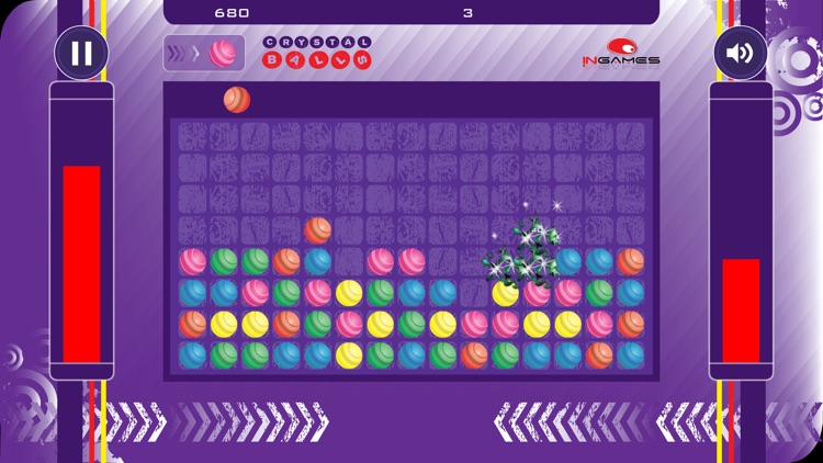 Crystal Balls - Blast Collapse screenshot-3