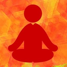 Relaxing Breathing Yoga Timer
