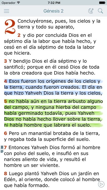 La Biblia de Jerusalén screenshot-0