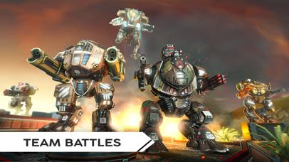 Robot Warfare: Mech Battle screenshot 8