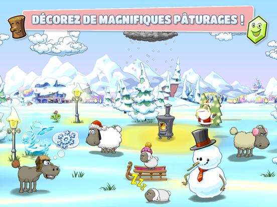 Screenshot #6 pour Clouds & Sheep 2