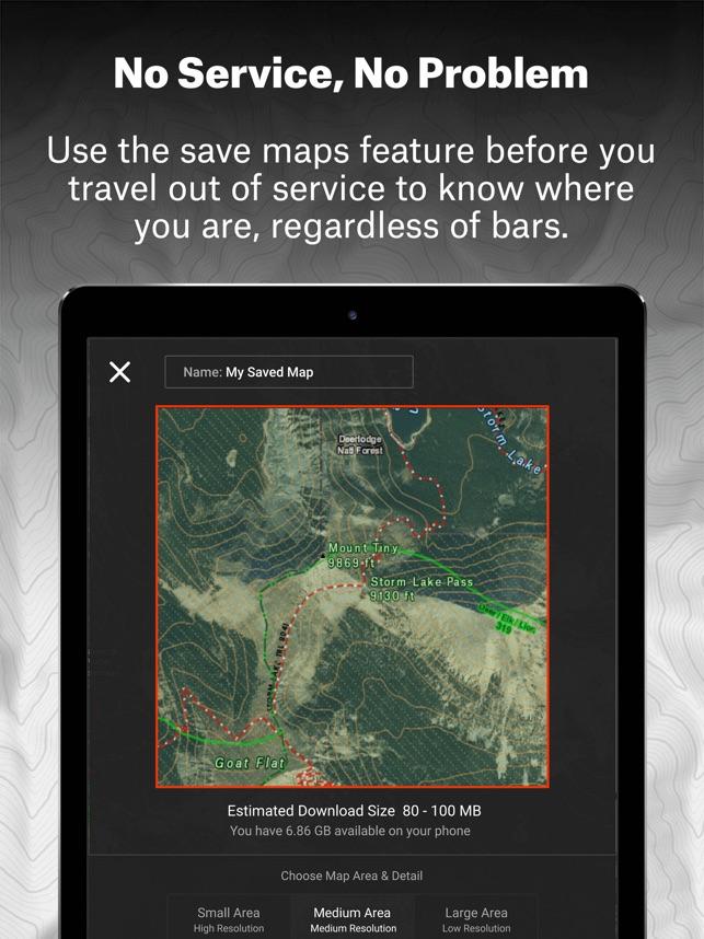 onX Hunt 1 GPS Hunting App