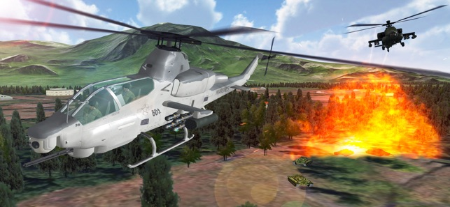 Air Cavalry Screenshot