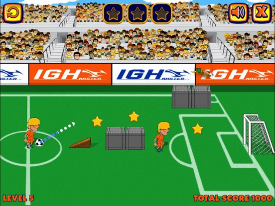 Freekick Training screenshot 7