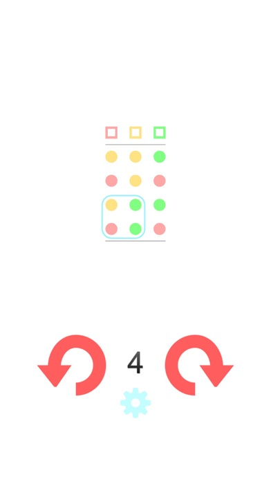Dot - Aline Same Color Dots screenshot 3