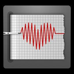 Ícone do app Cardiógrafo (Cardiograph)
