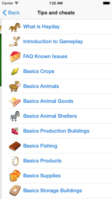 """News Guide for """"Hay Day"""" Screenshot on iOS"""