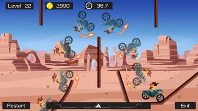 Screenshot #2 pour Top Bike Lite-Motorcycle Stunt