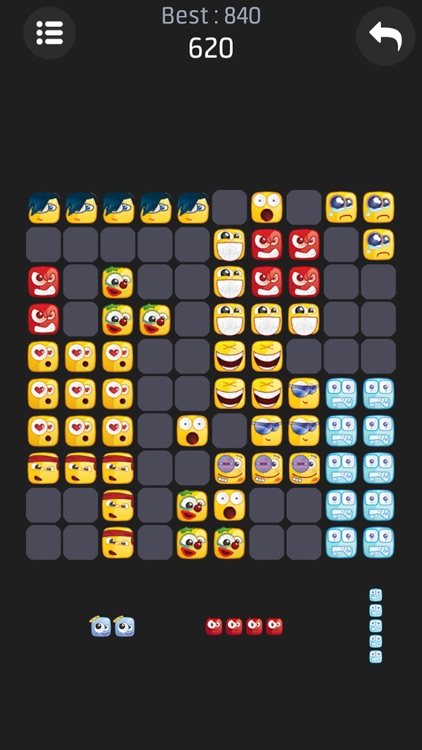 Emoji Block Puzzle screenshot-3
