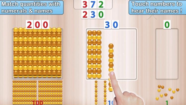 Montessori Numbers for Kids screenshot-3