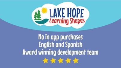Screenshot #10 for Lake Hope: Learning Shapes
