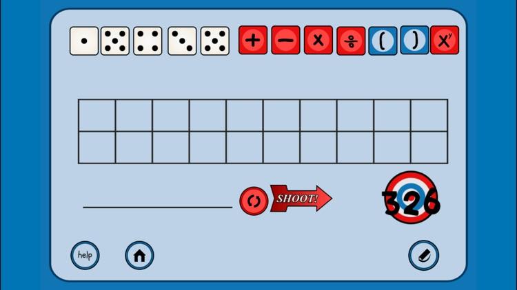 5 Dice Math Game screenshot-6